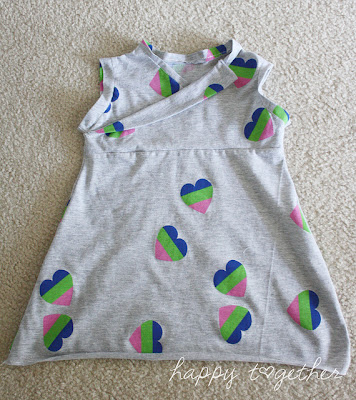 sew shirt for girl