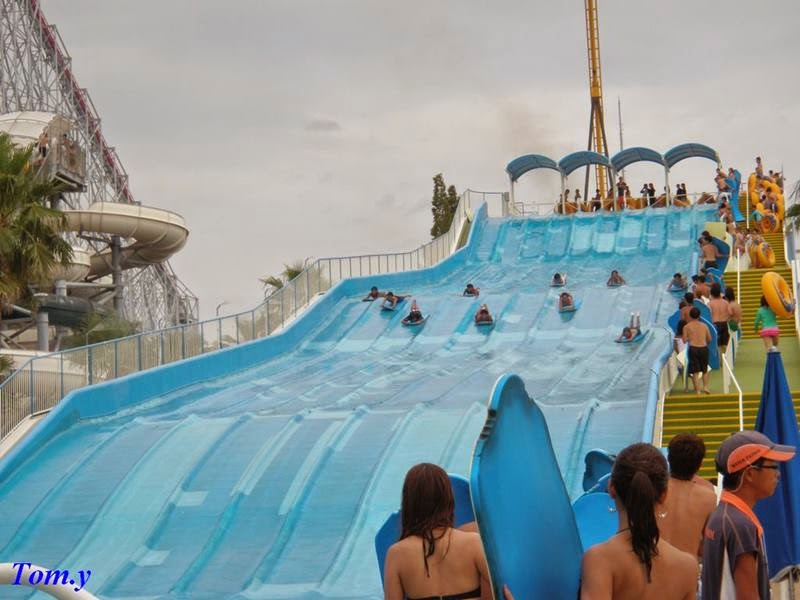 Nagashima Spa Land | The amusement park in Kuwana, Japan