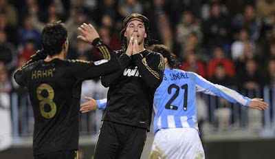 Malaga 0 - 1 Real Madrid (3)