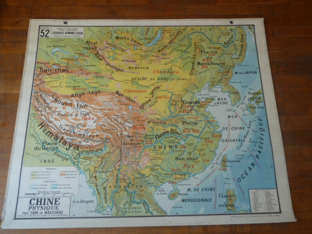 Vintage french posters botany animals anatomy old world maps from china ussr japan india gumiabroncs Gallery