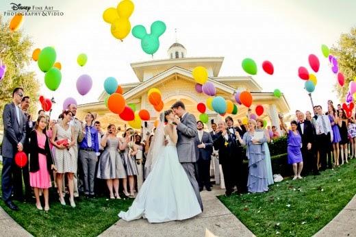 6 ideas para una boda temática inspirada en up - ▷ blog de bodas