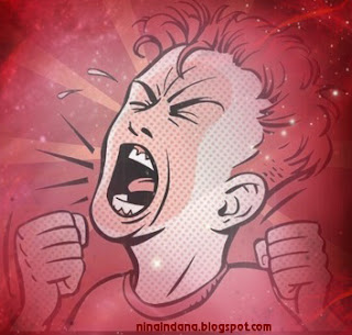 Kalimat Bijak : Pemarah dan Bersabar