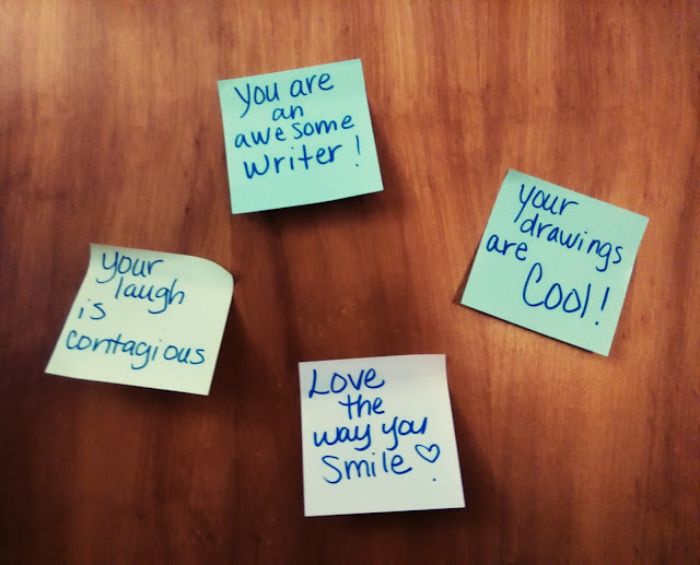 Valentine's Ways to Say I Love You to Kids