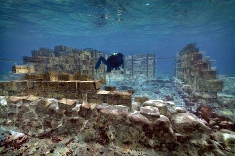 Pelabuhan Zaman Perunggu di Kota Laut Pavlopetri-Yunani