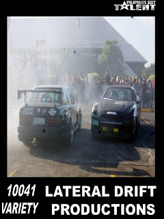 LATERAL DRIFT PRODUCTIONS PGT 4