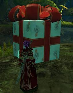 GW2 Guild Wars 2 Wintersday gift