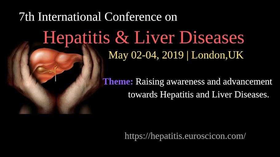 7<sup>th </sup> International Conference on Hepatitis and Liver Diseases