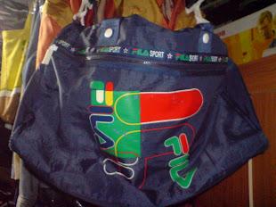 vintage fila bag