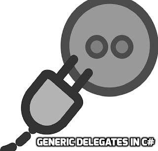Generic Delegates in C#