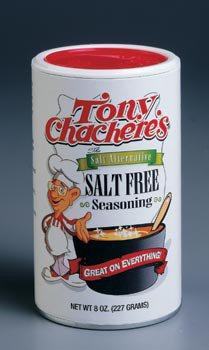 Salt free cajun seasoning recipe