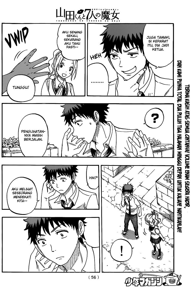 Komik yamada kun 7 nin no majo 056 - ini menggangguku tuan yamada 57 Indonesia yamada kun 7 nin no majo 056 - ini menggangguku tuan yamada Terbaru 18|Baca Manga Komik Indonesia|Mangacan