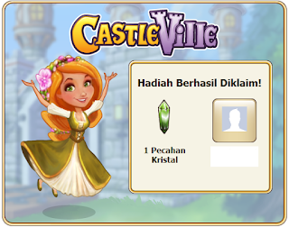 CastleVille Cheat Free Items 150 Crystal Shards Link 22-04-2012
