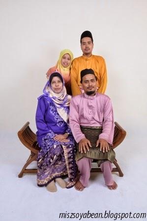 Family Kak Ida