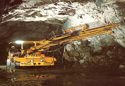 Biooxidation of gold ores mining