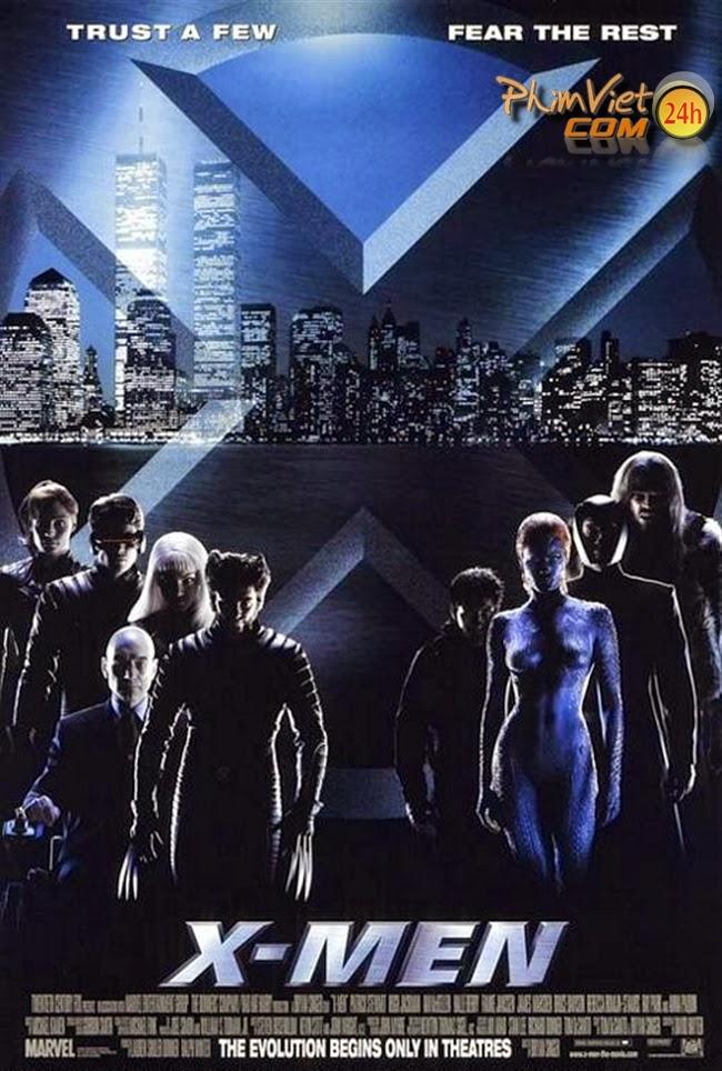 xem phim Dị Nhân Phần 1 - X–Men 2000 full hd vietsub online poster