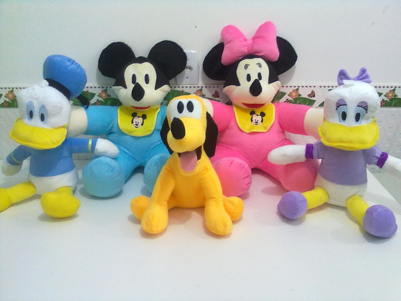 Turma Do Mickey Baby