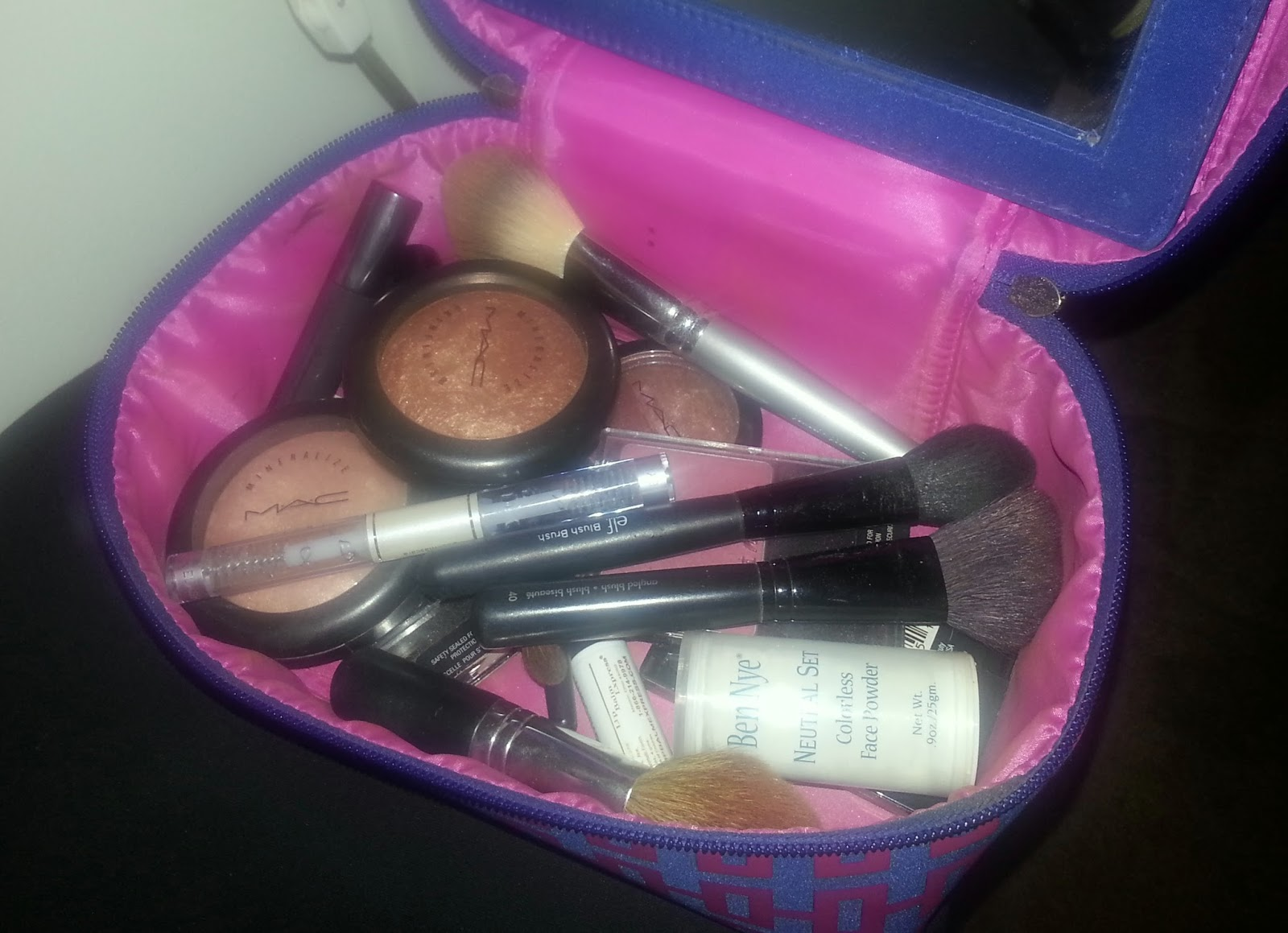 Beauty How To Pack Your Beauty Products Fabellis