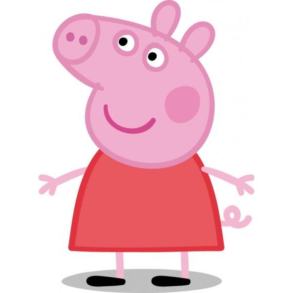 Soy Peppa Pig la cerdita más graciosa de la tele