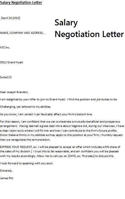 counter offer letter salary Oylekalakaarico