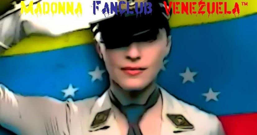MADONNA FANCLUB VENEZUELA