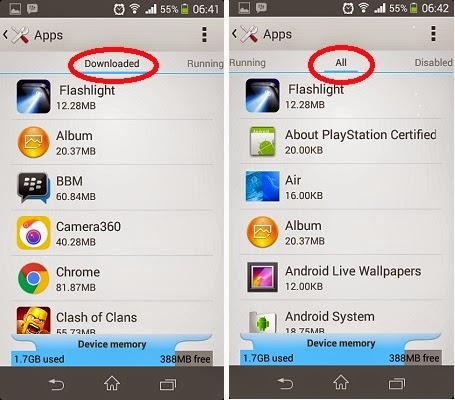 Cara Mematikan Notifikasi Aplikasi Android