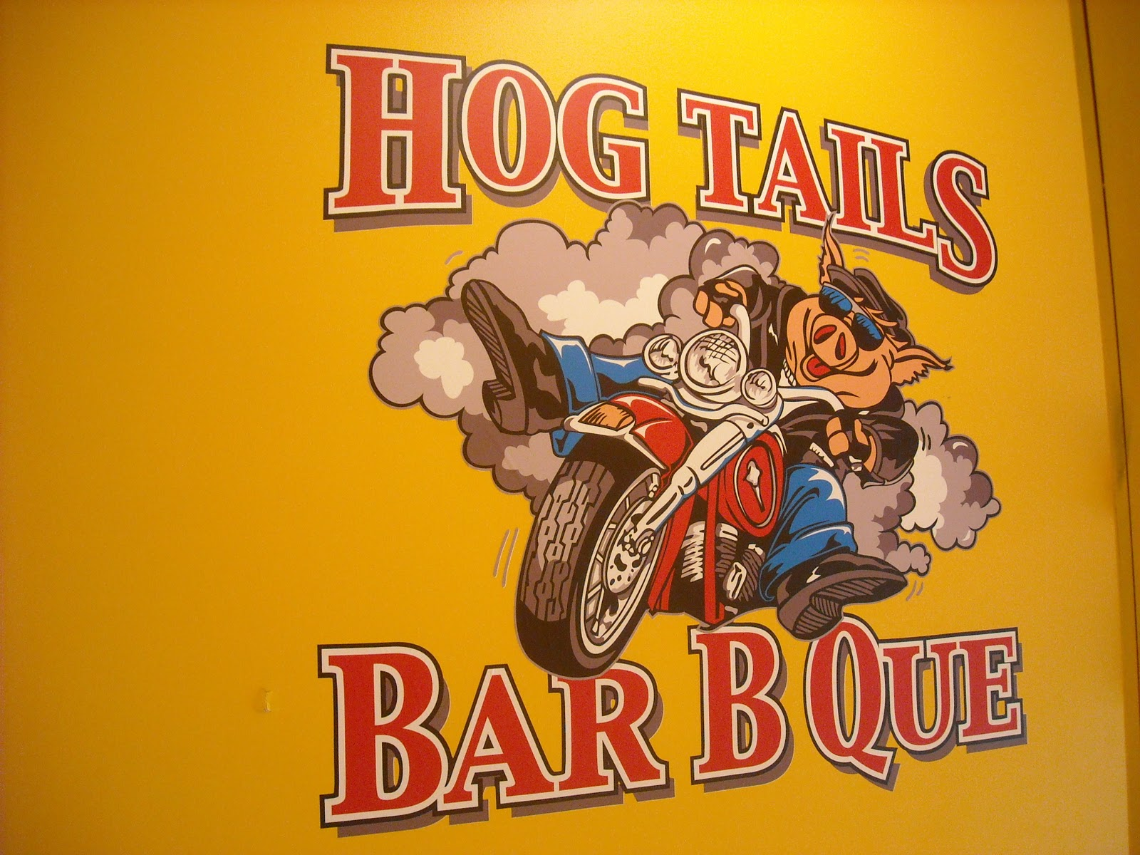 Tips Are Included!: Hog Tails - KW Area\'s Answer to Southern BBQ