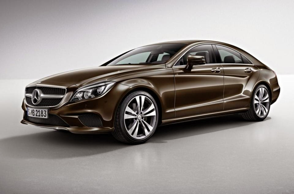 2015 Mercedes-Benz CLS facelift increases Sport and Night packages