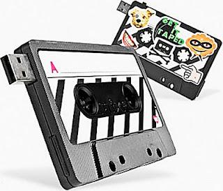 флешка MIXA USB cassette