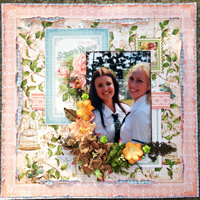 Graphic 45 Scrapbooking
