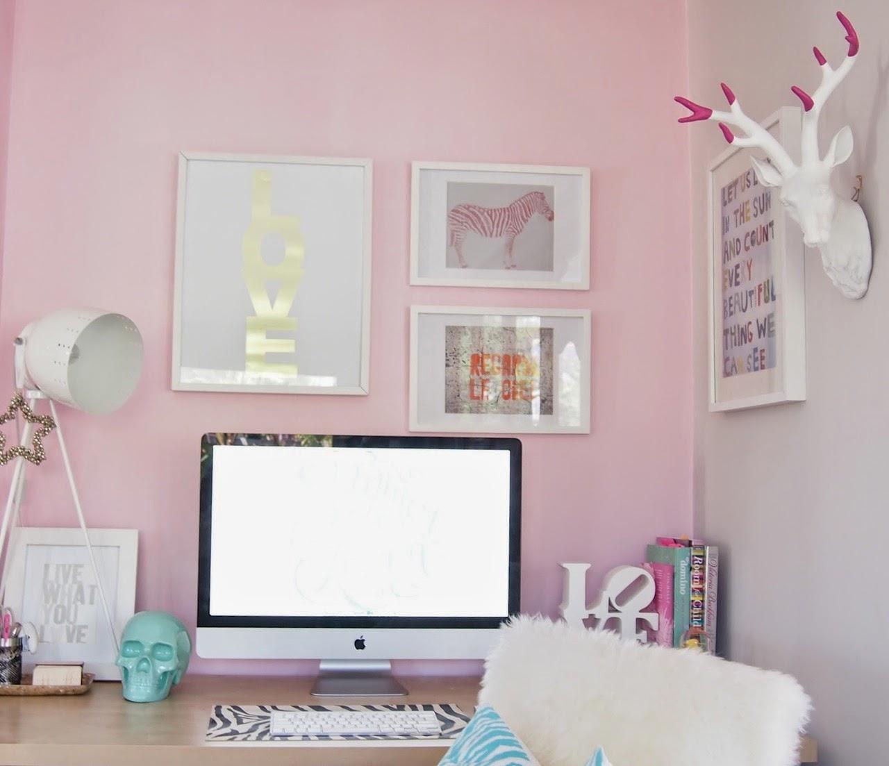 Deco cuisine rose pale: photo decoration rose avec pinterest ...
