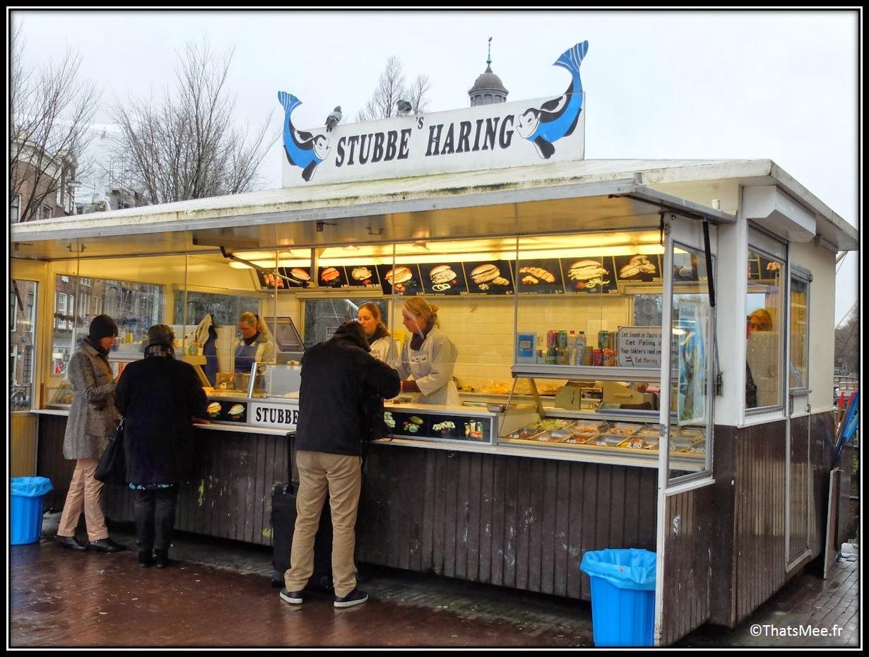 Stubbe Haring Asterdam Cabane de Hareng Fumé !
