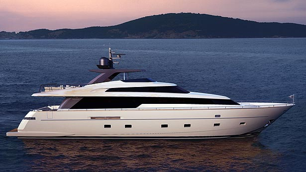 She will be making her debut at the Monaco Yacht Show in September.