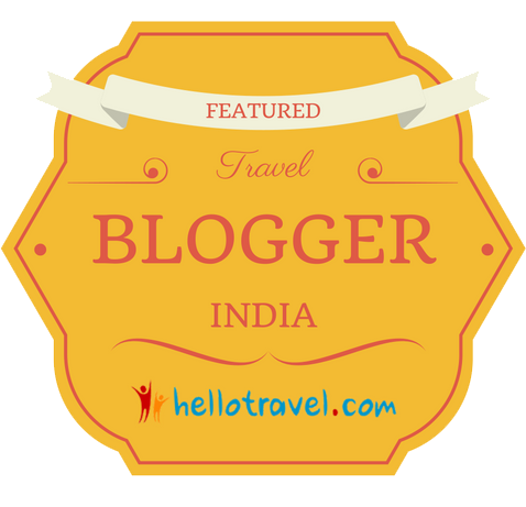 travel Blogger India