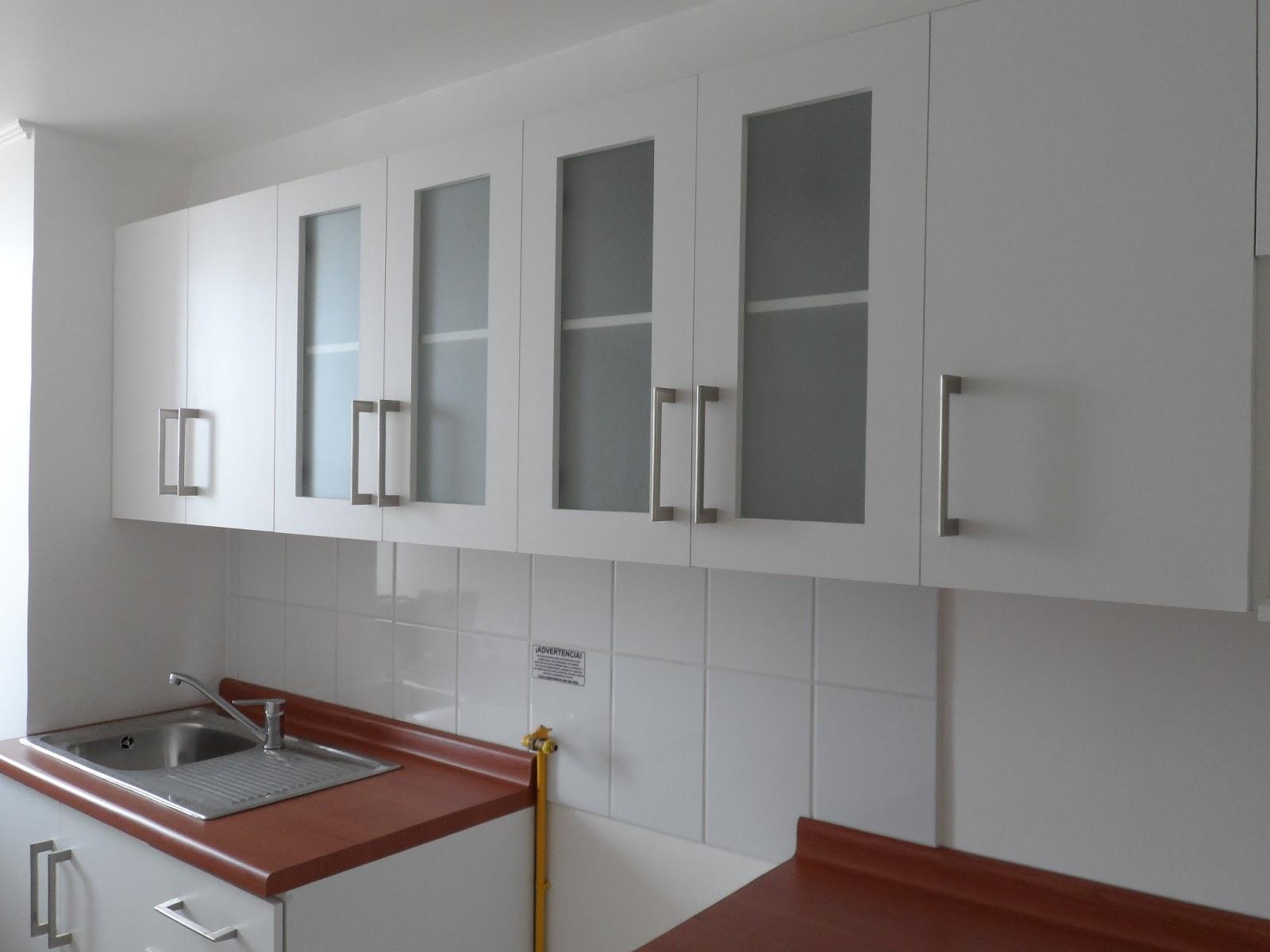 Muebles soluciones iquique cocinas for Muebles de cristal