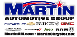 Thank You Martin Auto Group! 2016 Series Sponsor
