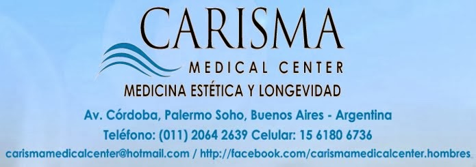 CARISMA MEDICAL CENTER MEN   - Medicina Estética y Antiaging para hombres- Buenos Aires, Argentina