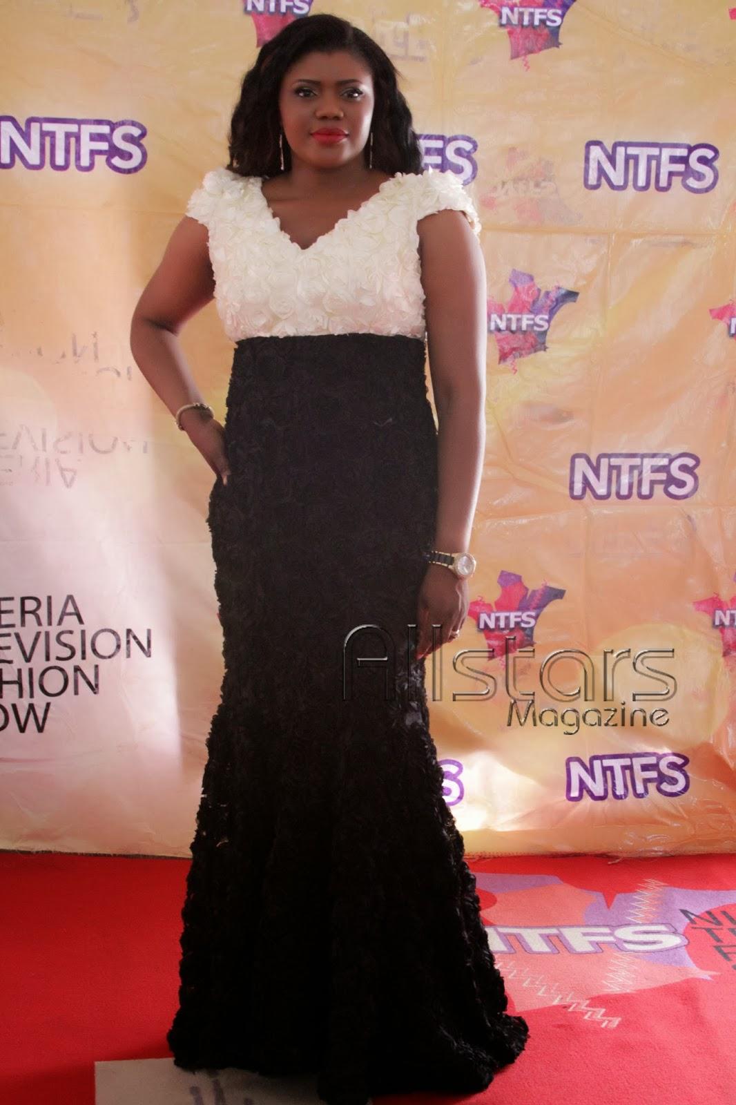 Allstars Magazine Gorgeous Costumes Nigeria Television Fashion Show Ntfs September 2013