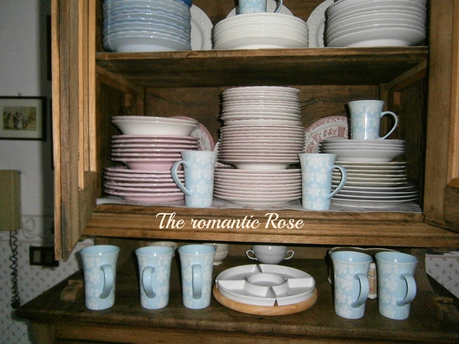 La Credenza Di Nonna Anna : The romantic rose: la credenza di nonna elvira
