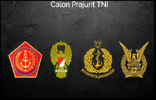 Lowongan TNI, Lowongan Tentara, Lowongan TNI AD, Lowngan TNI AU
