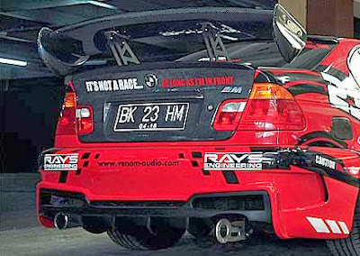 Modification BMW E46