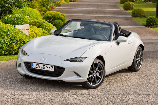 The all-new Mazda MX-5: A passion for fun
