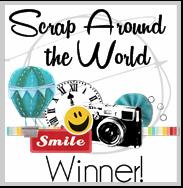 Победитель Декабря в Scrap Around The World