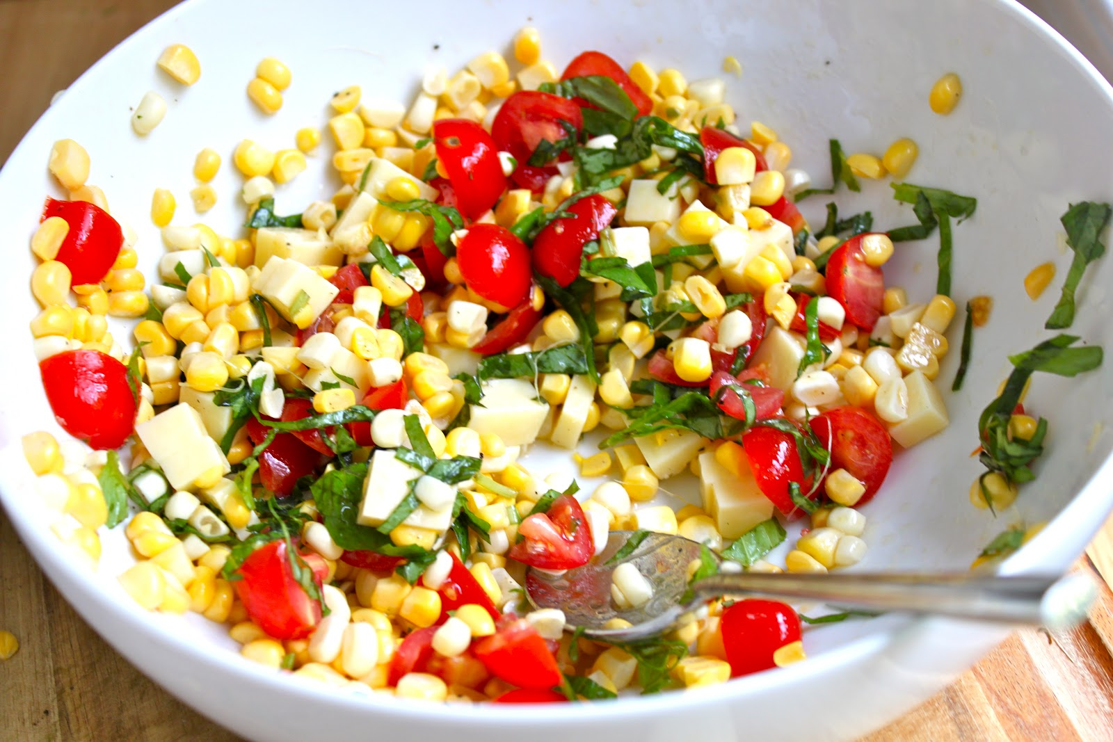 corn tomato and lobster salad herbed sweet corn and tomato salad