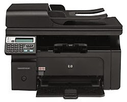 Download Driver HP LaserJet Pro M1217nfw Multifunction Printer