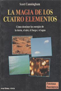 La Magia de los Cuatro Elementos Scott Cunningham