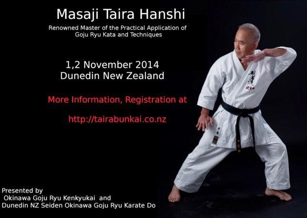 Taira Seminar NZ 2014