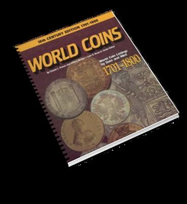 World Coins in the Eighteenth Century