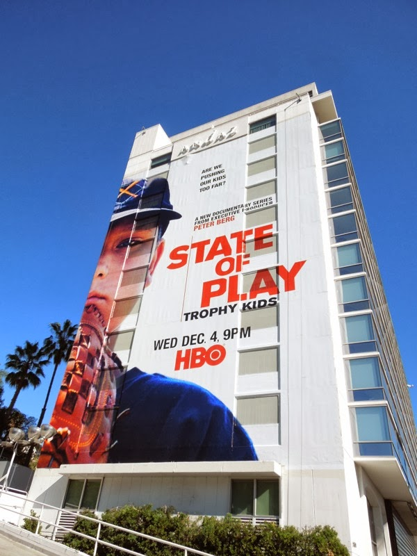 Giant State of Play Trophy Kids billboard