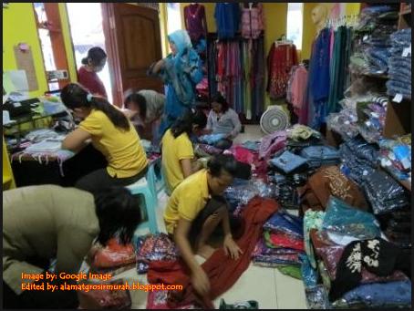 Alamat Pusat Grosir Pakaian Anak