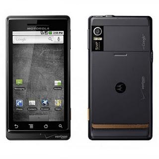 Harga Dan Spesifikasi Motorola MILESTONE 3 XT860 Terbaru